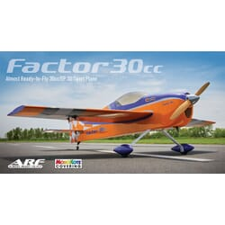 GREAT PLANES - Factor 3D 30cc EP ARF