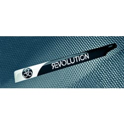 Palas principales 520mm Flybarless 3D de carbono