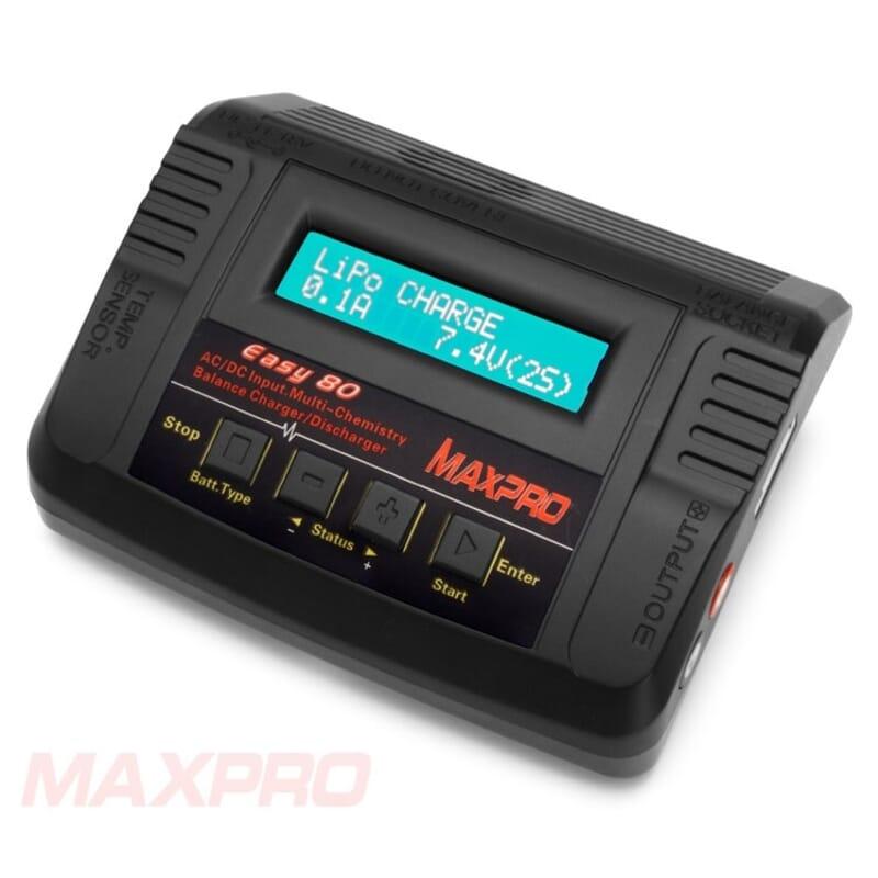 Cargador Maxpro Easy 80