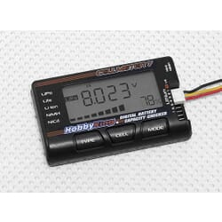 Tester Baterias digital Cellmeter-7 Lipo/Life/Li-ion/Nimh/Nicd