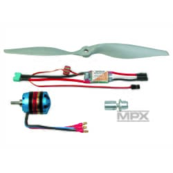 Kit Multiplex de propulsion Funcub