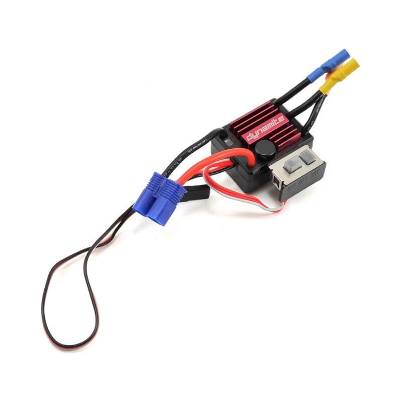 Tazer Mini Brushless WP ESC: 25A