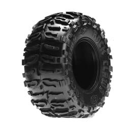 Neumatico (2) Losi Rock Claws 2.2 para Crawler