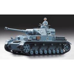 Tanque 1/16 German Panzer IV F2 Tank