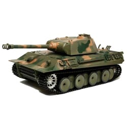 Tanque 1/16 Panther tipo G con humo y sonido (6mm Shooter)