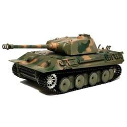 Tanque 1/16 Panther tipo G con humo y sonido (6mm Shooter)