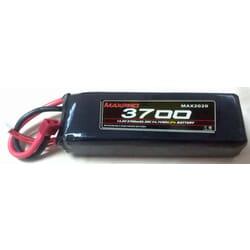 Bateria Lipo Max pro 3700 mAh 14.8 4s 30C