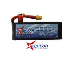 Lipo Rapicon 11.1V 5000mAh 3S 25C