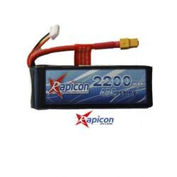Lipo Rapicon 11.1V 2200mAh 3S 45C