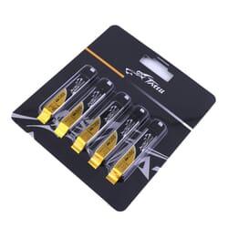 Baterias LipoTattu 220mAh 3.7V 45C 1S con conector EFLITE (5 baterias)