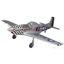 Top Flite - Giant P-51D Mustang ARF 50cc