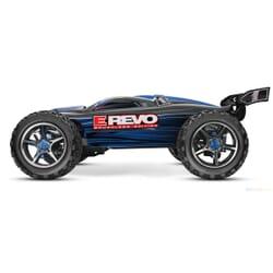 E-Revo 4WD Monster 1/10 TQi RTR TSM Brushless