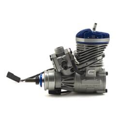 Motor Evolution 10GX de gasolina de 10cc con carburador bomba