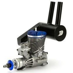 Motor Evolution 20GX2 de gasolina de 20cc con bomba