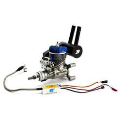 Motor Evolution 33cc de gasolina con bomba