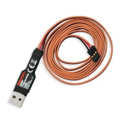 Cable programacion USB AS3X