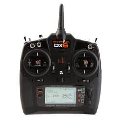 Emisora Spektrum DX6 DSMX Diversity telemetria solo TX