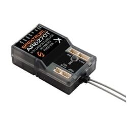 Receptor 6270T de 6 canales DSM2/DSMX con telemetria especial Carbono