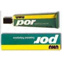 Pegamento UHU para poliestireno expandido 50 ml
