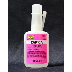 Pegamento Ciano ZAP CA Liquido 28.3g