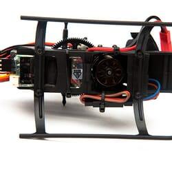 Blade 130 S BNF Basic con SAFE