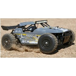 Coche 1/18 Roost 4WD Desert Buggy Amarillo RTR