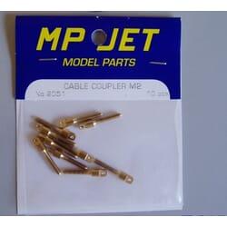 Acoplador para cable M2 (10 ud.)