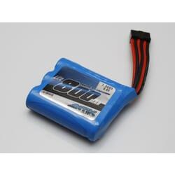 Pack LiFe para Antix MT-1 800Mah 9.6v
