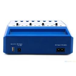 Cargador Lipo Ultra Micro-4, 4x9W, AC/DC