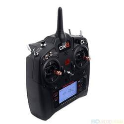 Emisora Spektrum DX8 G2 2.4 GHz + AR8010T