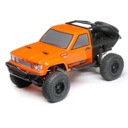 Barrage 4WD 1/24 Scaler Rock Crawler RTR Naranja