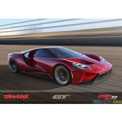 Coche Traxxas Ford GT / 4Tec 2.0