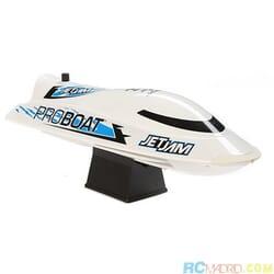 Jet Jam 12-inch Pool Racer, blanca: RTR