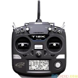 Emisora Futaba T12K 12 canales